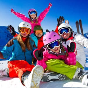 Transfert ski