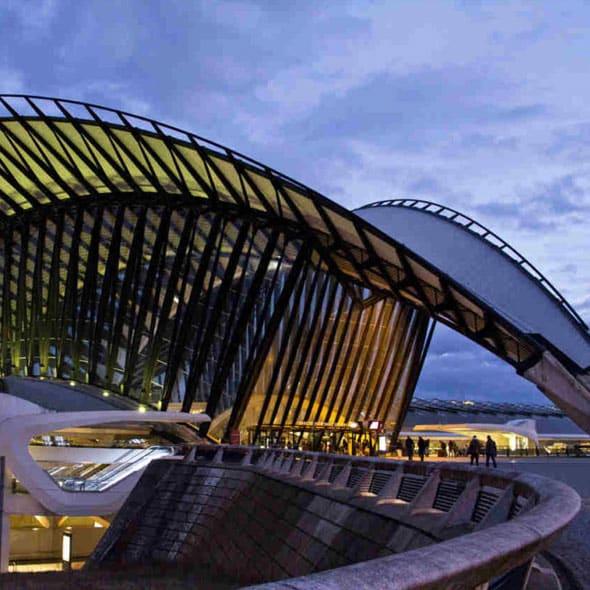 Aéroport Lyon Saint-Exupéry