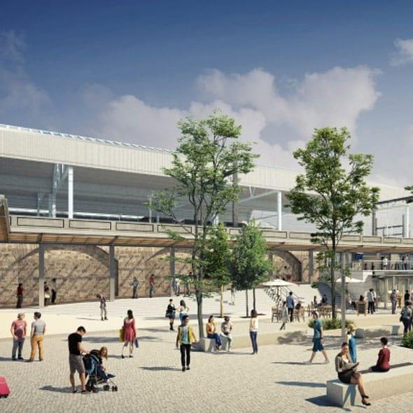 Gare Lyon Perrache