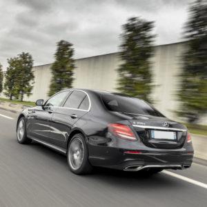 Mercedes Chauffeur