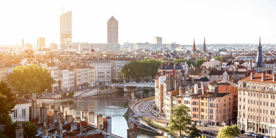 Lyon avec votre VTC Lyon