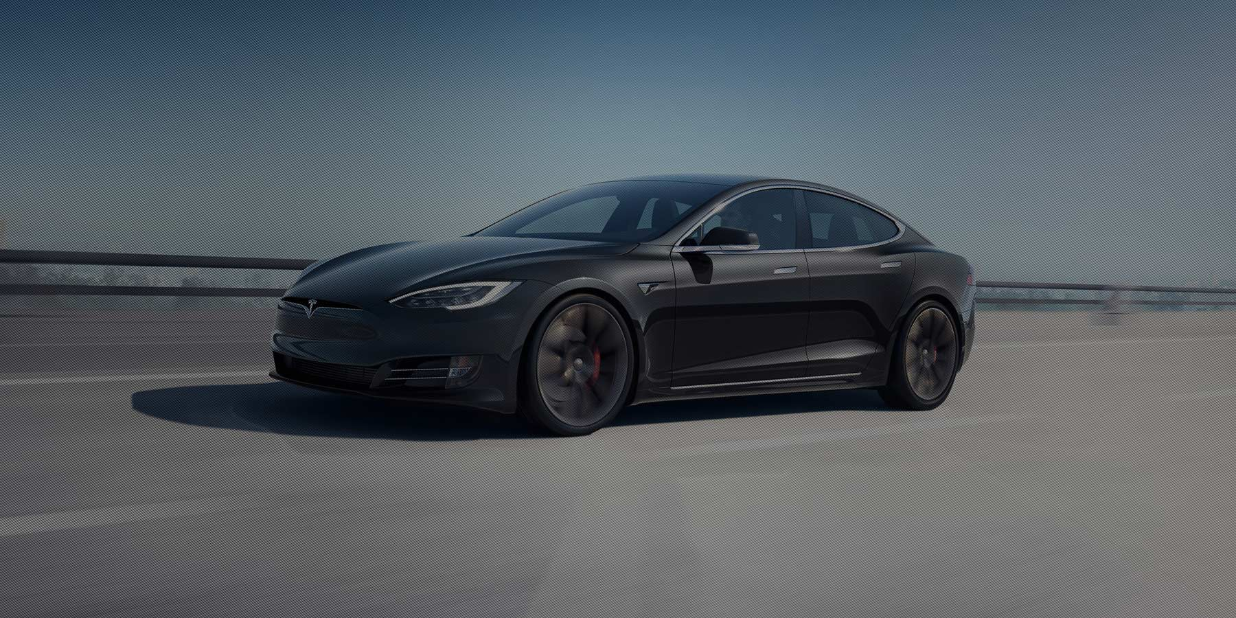 Tesla Model S VTC Lyon