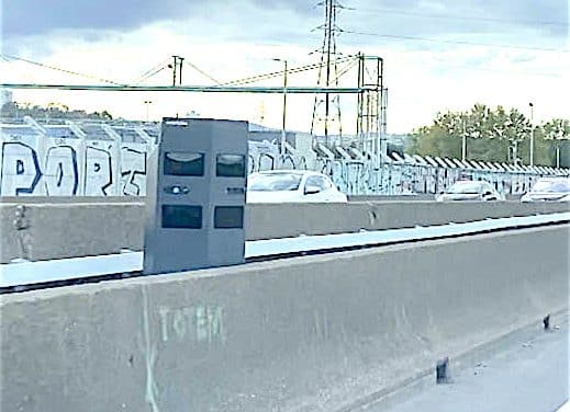 radar covoiturage M7 Lyon