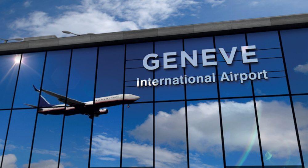 Aéroport Genève en Suisse
