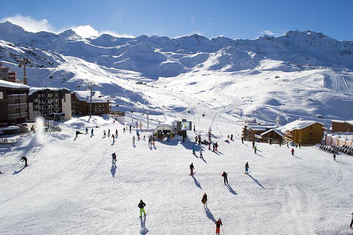Station de ski avec Chauffeur Djems